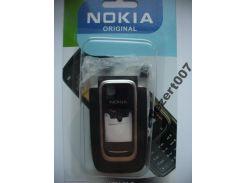 Корпус Nokia 6131Black + клавиатура ААА класс