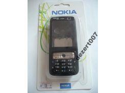 Корпус Nokia N73Black + клавиатура ААА класс