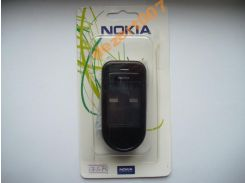 Корпус Nokia 7370Black + клавиатура ААА класс