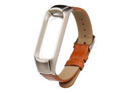 Ремешок Xiaomi Mi Band 3 Leather