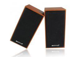 Колонки компьютерные iFong Model M-010 коричневый