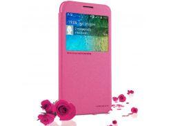 Чехол Nillkin Sparkle для Samsung E5 E500 Розовый