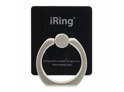 Кольцо-держатель iRing для телефона Чёрный