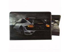 """Чехол GOLD Elegant универсальный для планшетов 7"""" № 7004 Porsche"""