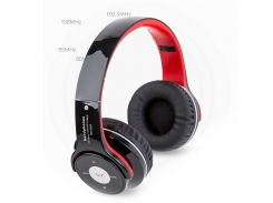 Наушники Bluetooth Ditmo SN-1010 Чёрный