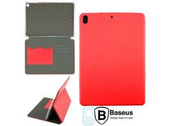 Чехол-книжка Baseus Premium Edge Apple iPad 5, iPad Air красный