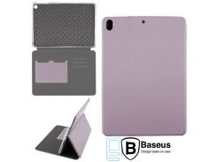 Чехол-книжка Baseus Premium Edge Apple iPad mini, mini2, mini3 серый