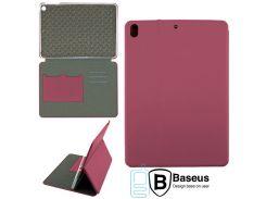 Чехол-книжка Baseus Premium Edge Apple iPad 5, iPad Air бордовый