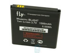 Аккумулятор Fly BL4247 1500 mAh Miracle IQ442 AAAA/Original тех.пакет