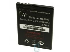 Аккумулятор Fly BL6203 1000 mAh DS120 AAAA/Original тех.пакет