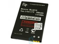 Аккумулятор Fly BL4215 950 mAh B501, MC181, Q115 AAAA/Original тех.пакет