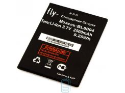 Аккумулятор Fly BL8004 2500 mAh IQ4503 Quad AAAA/Original тех.пакет