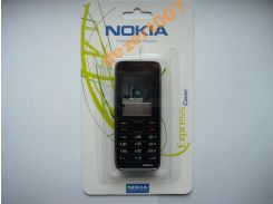 Корпус Nokia 3500 Black + клавиатура ААА класс