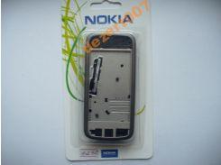 Корпус Nokia 5230 grey+ клавиатура ААА класс