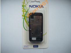 Корпус Nokia 5530Black + клавиатура ААА класс