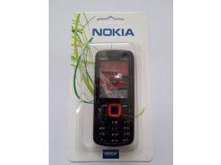 Корпус Nokia 5320Red+ клавиатура ААА класс