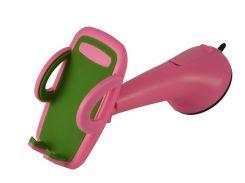 Автодержатель Durable модель: C81H71 Розовый