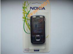 Корпус Nokia 7610SBlack + клавиатура ААА класс