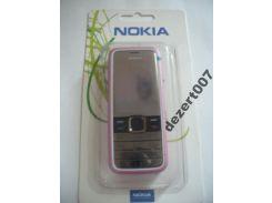 Корпус Nokia 7310 Pink+ клавиатура ААА класс