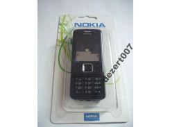 Корпус Nokia 6300 Black + клавиатура ААА класс
