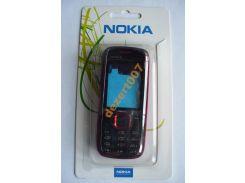 Корпус Nokia 5130 Red + клавиатура ААА класс