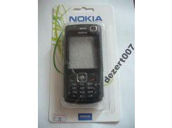 Корпус Nokia N70Black + клавиатура ААА класс