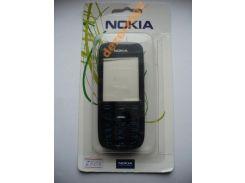 Корпус Nokia 6303Black + клавиатура ААА класс