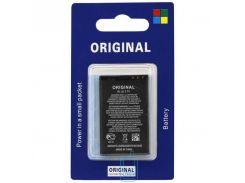 Аккумулятор Nokia BL-5J 1320 mAh 5228, 5230, 5233 AAA класс блистер