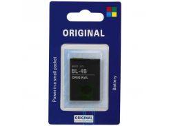Аккумулятор Nokia BL-4B 700 mAh 2630, 2660, 2760 AAA класс блистер