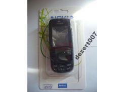 Корпус Nokia 3600S Black+ клавиатура ААА класс