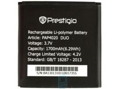 Аккумулятор Prestigio PAP4020 1700 mAh AAA класс тех.пакет