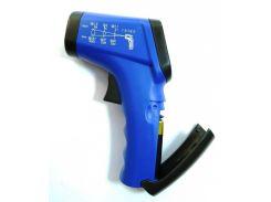 Пирометр с лазерным указателем Flus IR-812 (-50...+800°C) DS: 12:1