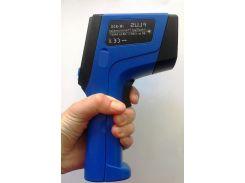 Пирометр FLUS IR-835 (-50…+1350 С) с термопарой К-типа (-50°C до +1370°C) 30:1