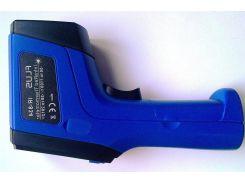 Пирометр FLUS IR-834 (-50…+1100 С) с термопарой К-типа (-50°C до +1370°C) 30:1