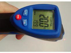 Пирометр Flus IR-806 (-50-650 °C) EMS 0,1-1,0; DS: 30:1  Цена с НДС