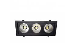 Cветодиодный светильник SC54CWK грильято LEDMAX