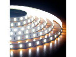 Светодиодная лента smd 5630 60 д.м. (IP20) белый цвет.