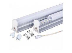 Линейный светодиодный светильник Т5 600мм 9Вт 4200К или 6500К