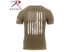 Футболка US Flag Athletic Fit производства Rothco
