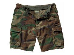 Шорты Десантные Rothco Vintage Paratrooper Cargo Shorts.