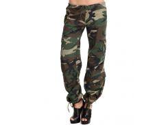 Женские винтажные аля милитари брюки Rothco NY, USA