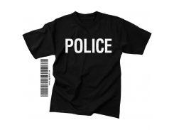 Футболки Police производства Rothco