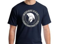 Футболка Molon Labe от Eagle Crest
