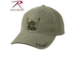Кепки бейсболки Vintage U.S. Navy Eagle производства Rothco NY, USA