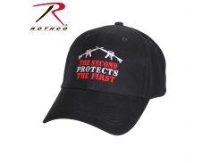 Кепки бейсболки 2nd Protects 1st производства Rothco NY, USA