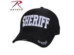 Кепки бейсболки Sheriff Deluxe производства Rothco NY, USA