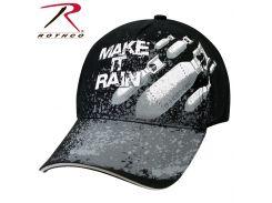 Бейсболки в стиле милитари MAKE IT RAIN производства Rothco USA