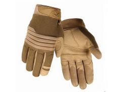 Тактические перчатки Rothco Padded Knuckle Tactical Gloves