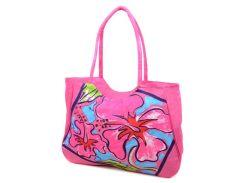 Сумка текстильная PODIUM 1353 light-pink