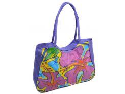 Сумка текстильная PODIUM /1330 purple
